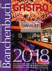 GASTRO Branchenbuch 2018