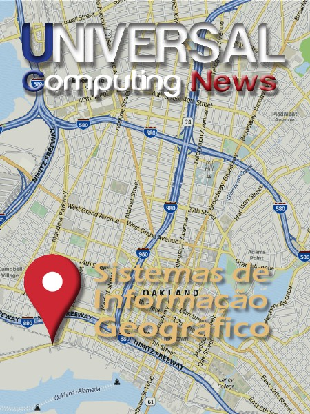 Universal Computing News - UCN 2ª Edição - Sistemas de Informação Geográfico