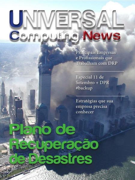 4ª Edição - Plano de Recuperação de Desastres