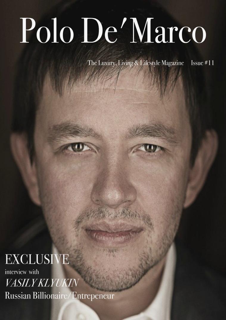 Issue No.11 - Polo De'Marco Magazine