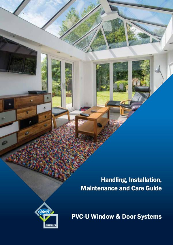 VEKA Installation maintenance care guide VEKA Installation maintenance care guide