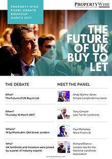 PropertyWire debate 2017