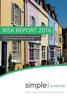 Simple Landlords Insurance risk report October 2016