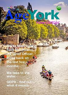 Age UK York Magazine Spring Summer 2015