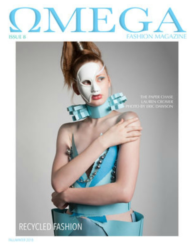 Issue 8 ReCycled-Re-Fashion