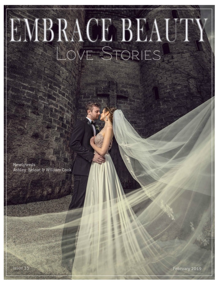 Embrace Beauty Magazine LLC Issue 33 Love Stories