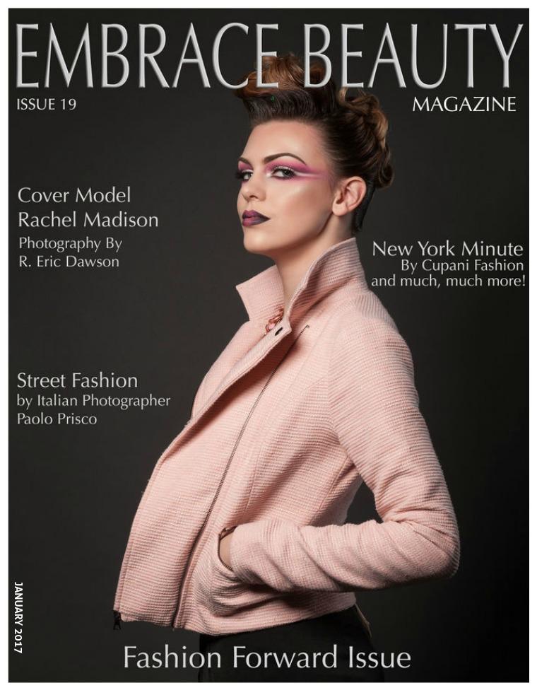 Embrace Beauty Magazine LLC Issue 19 Fashion Forward