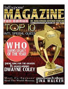 laExpose' Magazine Fall Edition
