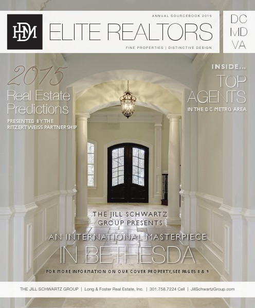 Elite Realtors Annual Sourcebook - 1/15