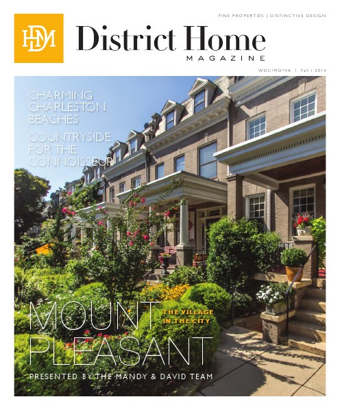 District Home Magazine Fall I 2014