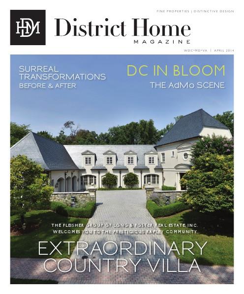 District Home Magazine April 2014