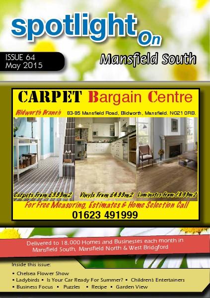 Spotlight Magazines Spotlight on Mansfield South May 2015