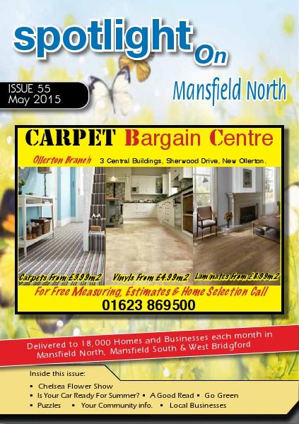 Spotlight Magazines Spotlight on Mansfield North May 2015