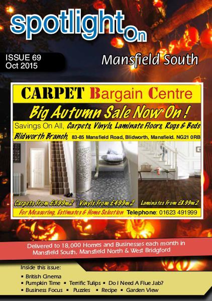 Spotlight Magazine Mansfield South October 2015