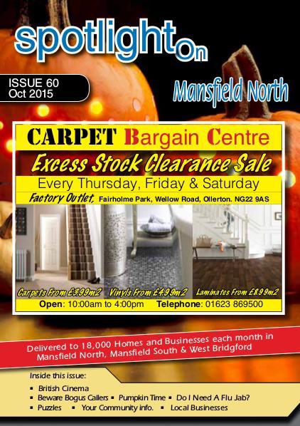 Spotlight Magazine Mansfield North October 2015