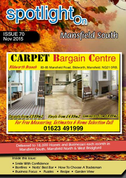 Spotlight Magazine Mansfield South November 2015