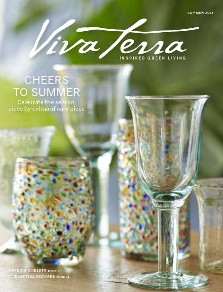 VivaTerra Catalog Summer 2015 Catalog