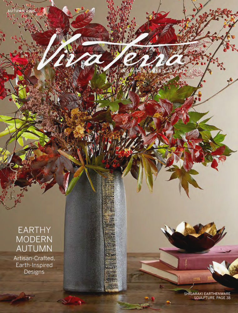 VivaTerra Catalog Fall 2016 Catalog
