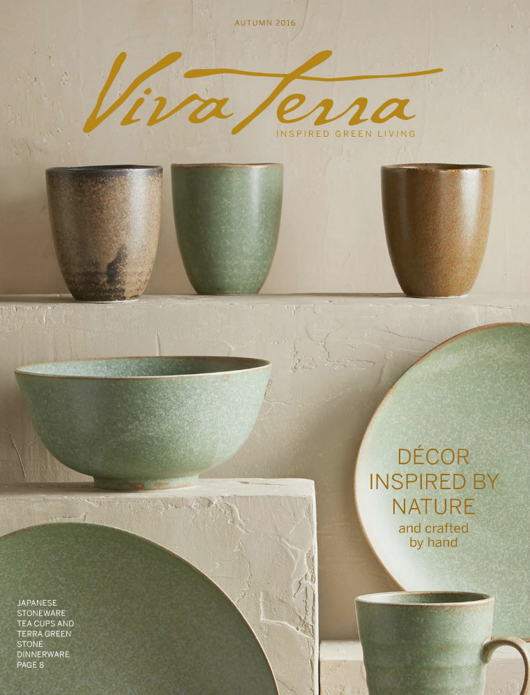 VivaTerra Catalog Fall 2016 Catalog Version 2