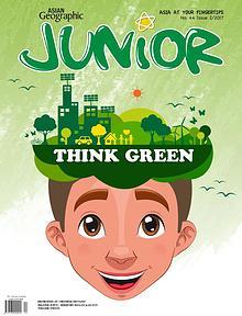 Asian Geographic Junior