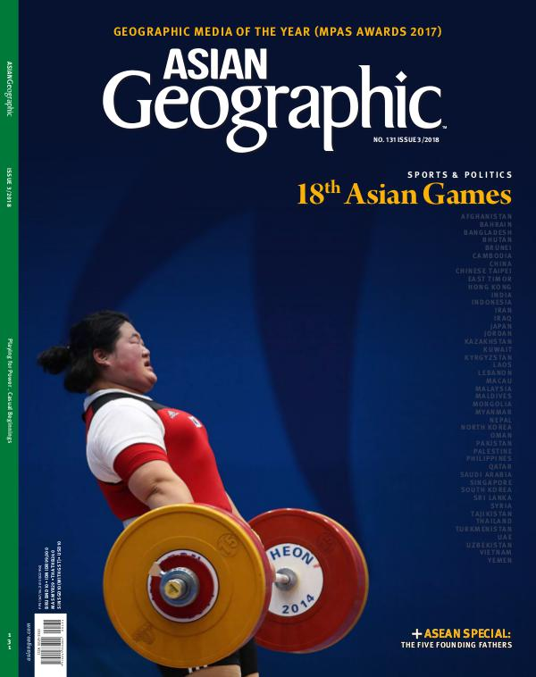 Asian Geographic Issue 03/2018 (131)