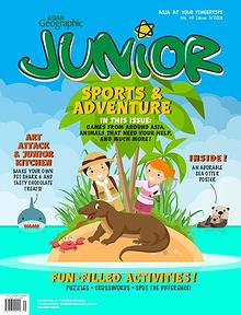 Asian Geographic Junior