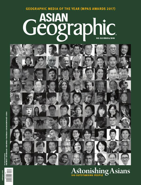Asian Geographic Issue 04/2018 (132)
