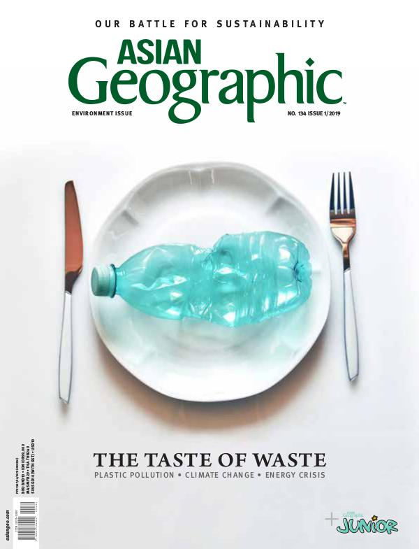 Asian Geographic Issue 01/2019 (134)