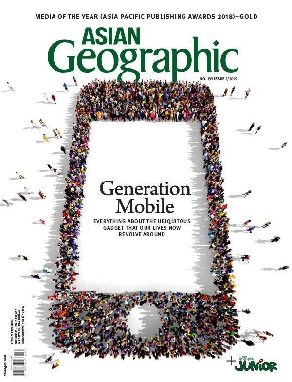 Asian Geographic AG 02/2019 - 135