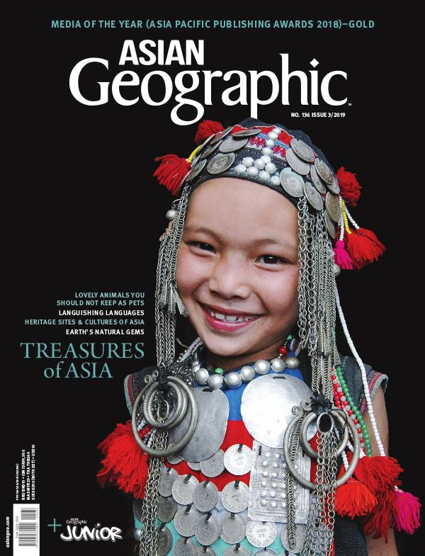 Asian Geographic AG 03/2019 - 136