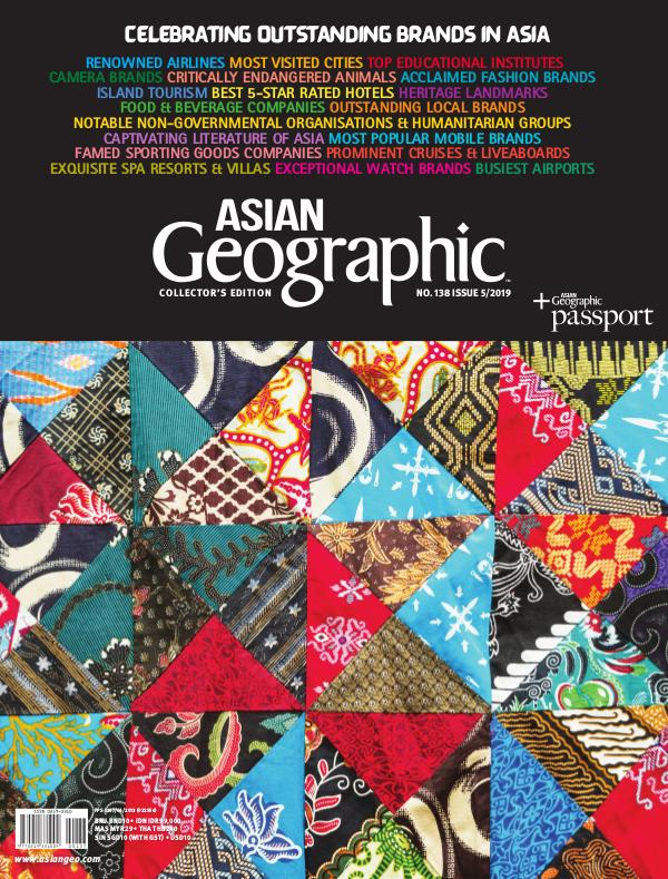 Asian Geographic AG 05/2019 - 138