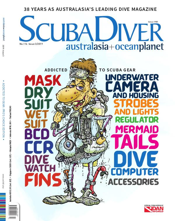 Asian Diver and Scuba Diver Issue 03-2019 (116)