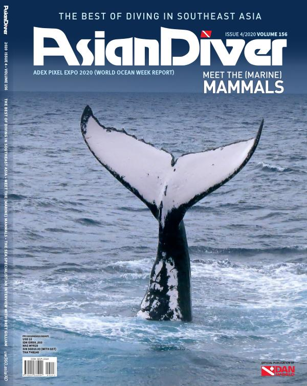 Asian Diver and Scuba Diver Issue 4-2020 (156)