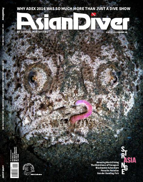 Asian Diver No. 3/2016 Volume 142
