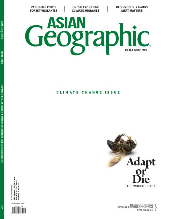Asian Geographic Issue 01/2017 (123)