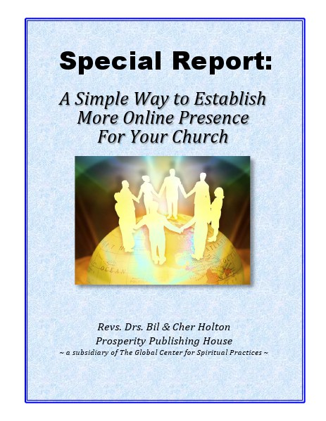 Special Report: Establishing More Online Presence for Your Church 1