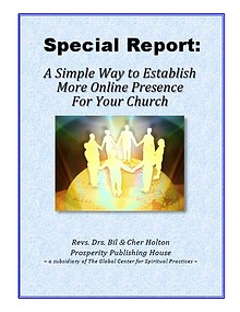 Special Report: Establishing More Online Presence for Your Church