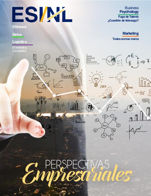 ESI Management Magazine Edición 1.2017  -  Perspectivas empresariales