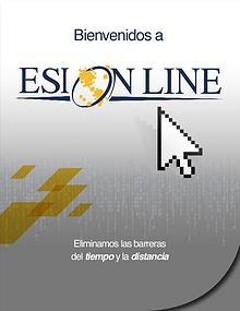 Bienvenido a ESI ONLINE