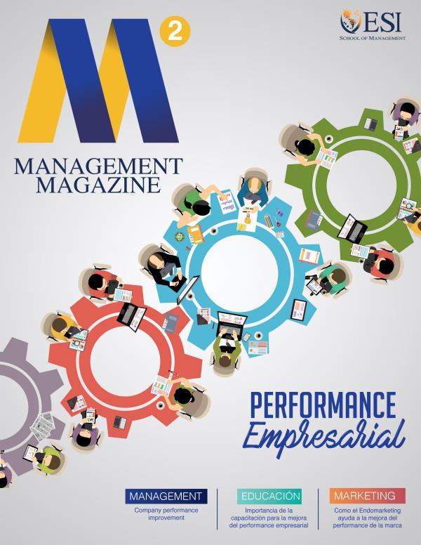 ESI Management Magazine MANAGEMENT MAGAZINE - PERFORMANCE EMPRESARIAL