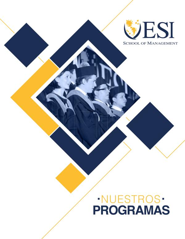 Programas Ejecutivos ESI Pensum