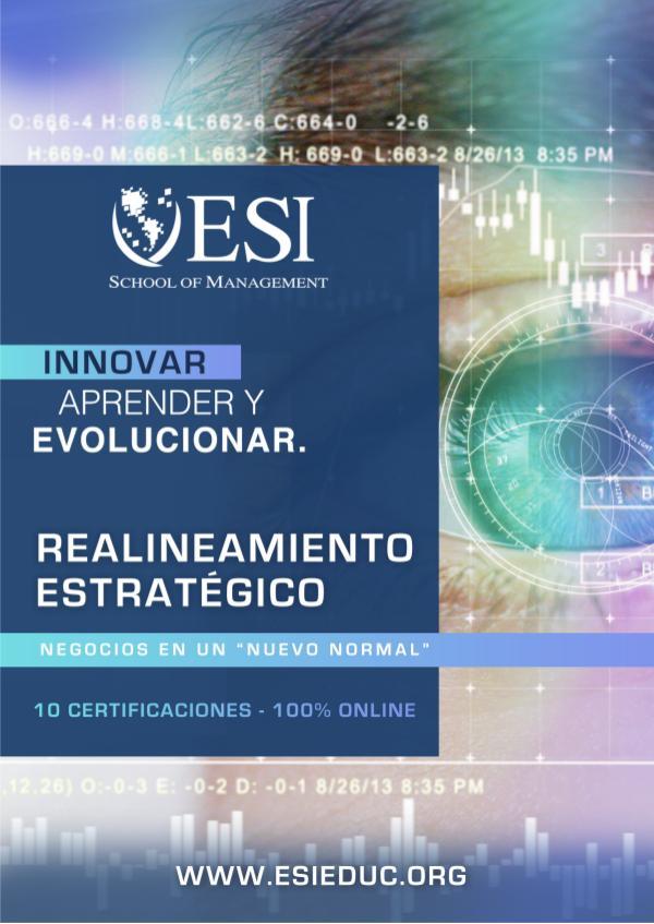 REN - REALINEAMIENTO ESTRATÉGICO EN LOS NEGOCIOS Realineamiento Estratégico en los Negocios