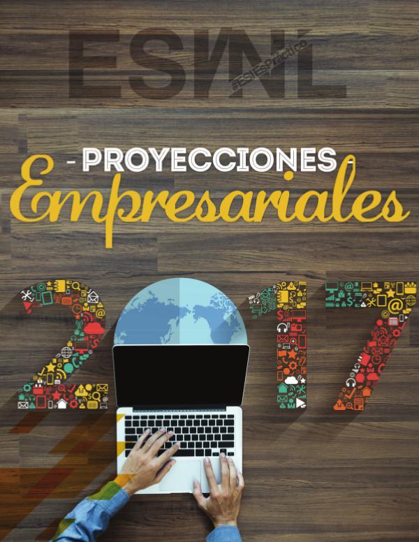 Proyecciones Empresariales 2017