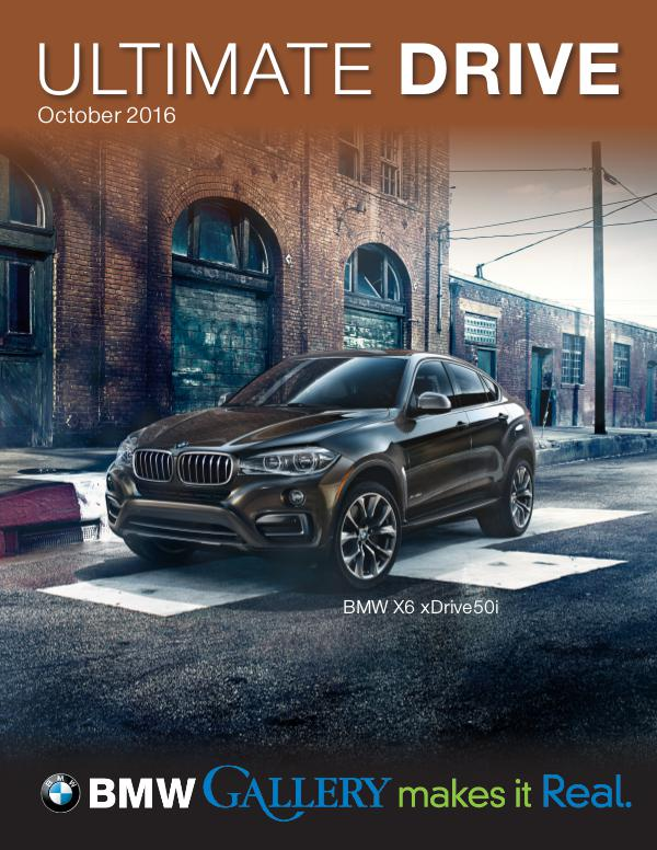 BMW Showcase of Excellence October