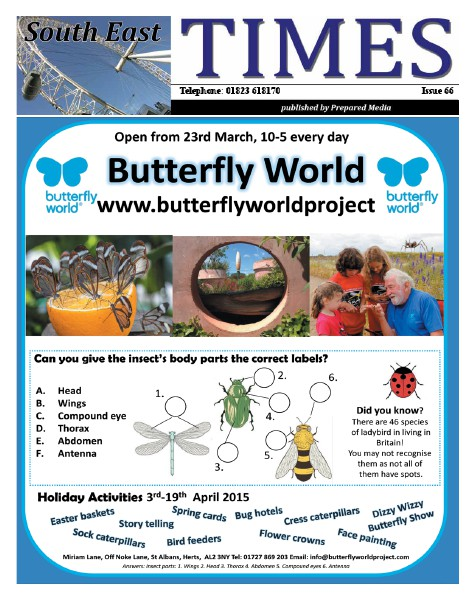 South East Times ISSUE 66
