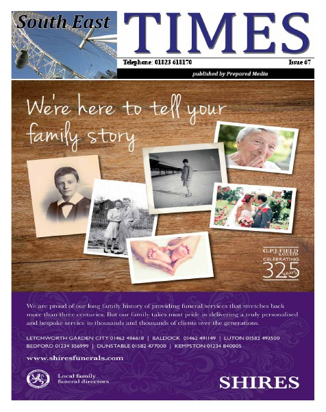 South East Times Spring  2015