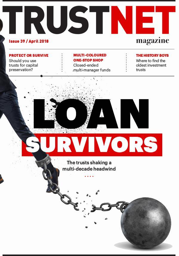 Trustnet Magazine Issue 39 April 2018