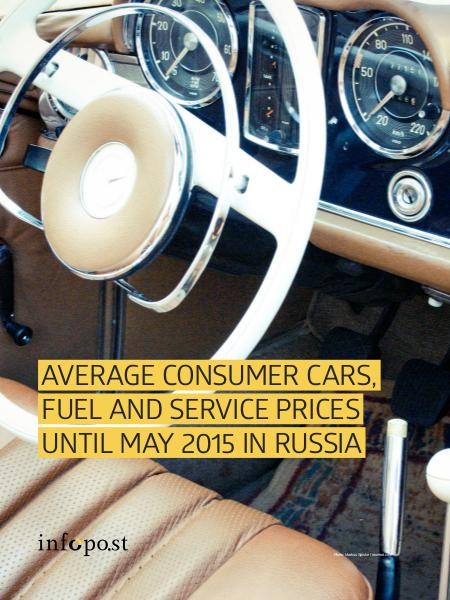 Infopo.st Average consumer cars, fuel and service prices