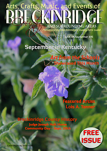 Arts, Crafts, Music, & Events of Breckinridge County