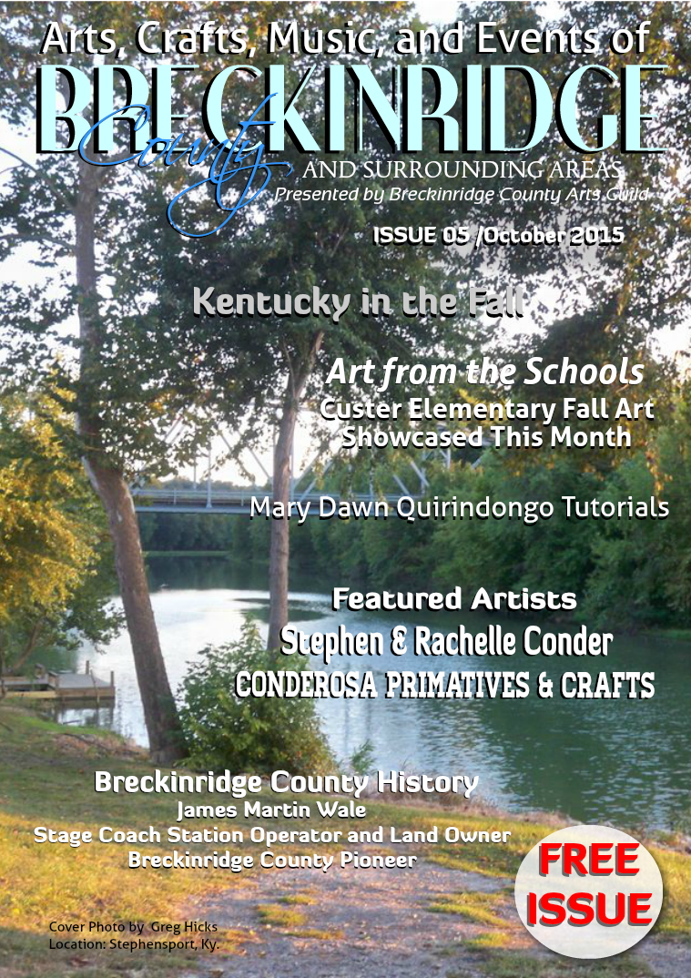 Issue 5,  October 2015